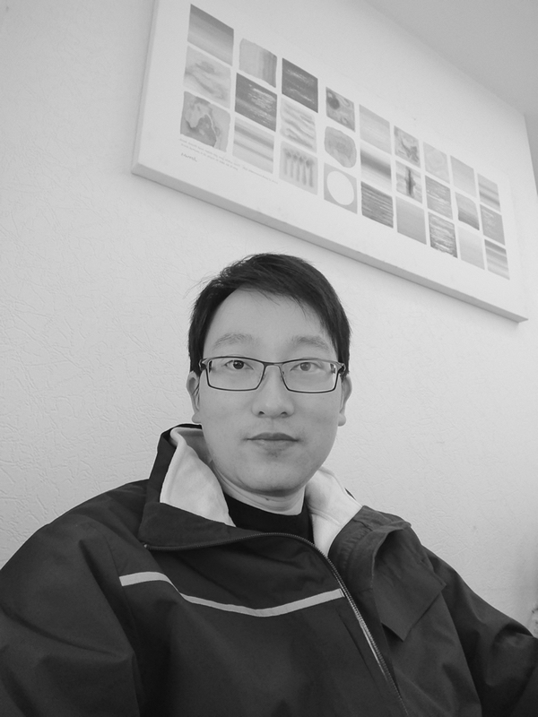 Hyper Hyper Marketing Eric Zhang Senior Programmer Our Team