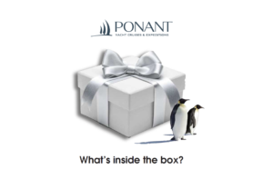 Hyper Hyper Marketing Creative Concepts Ponant Luxury Cruise Line What's Inside the Box?