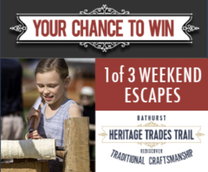 Hyper Hyper Marketing Bathurst Region Heritage Trades Trail Win Weekend Promotion