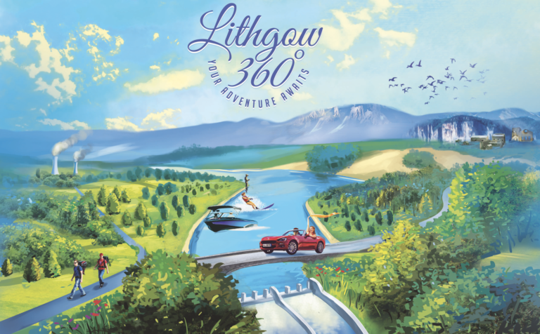 Hyper Hyper Marketing Lithgow Region 360 Degrees Creative Campaign Design Digital Marketing #LoveNSW