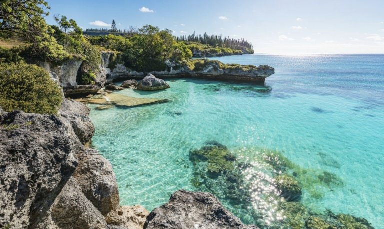 Hyper Hyper Marketing New Caledonia Tourism Destination Marketing #LoveNSW